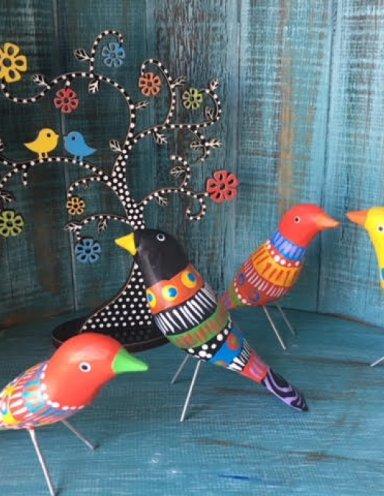 אומנות הציפורים