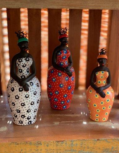 אומנות עבודת יד מברזיל נשים שחורות