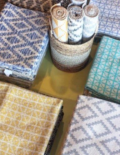 שטיחי כותנה במגוון דגמים