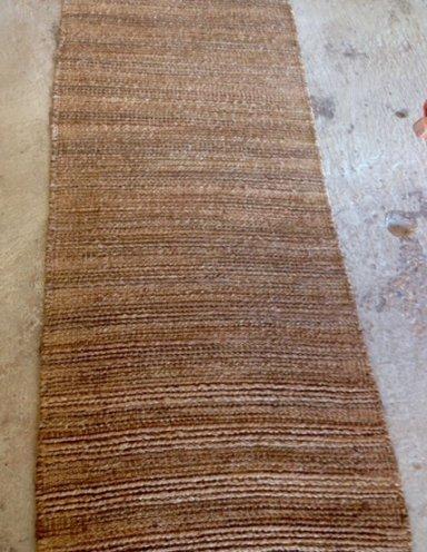 שטיח חבל ראנר
